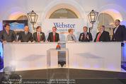 Webster University Opening - Palais Wenkheim - Mi 29.10.2014 - 55