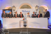 Webster University Opening - Palais Wenkheim - Mi 29.10.2014 - 56