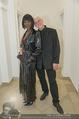 Webster University Opening - Palais Wenkheim - Mi 29.10.2014 - Doretha CARTER mit Freund Erwin69