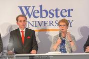 Webster University Opening - Palais Wenkheim - Mi 29.10.2014 - Julian SCHUSTER, Beth STROBLE83