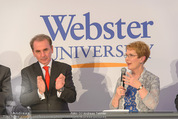 Webster University Opening - Palais Wenkheim - Mi 29.10.2014 - Julian SCHUSTER, Beth STROBLE84