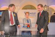 Webster University Opening - Palais Wenkheim - Mi 29.10.2014 - Julian SCHUSTER, Beth STROBLE, Arthur HIRSH85