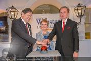 Webster University Opening - Palais Wenkheim - Mi 29.10.2014 - Julian SCHUSTER, Beth STROBLE, Arthur HIRSH86