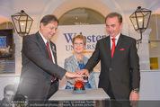 Webster University Opening - Palais Wenkheim - Mi 29.10.2014 - Julian SCHUSTER, Beth STROBLE, Arthur HIRSH87