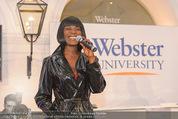 Webster University Opening - Palais Wenkheim - Mi 29.10.2014 - Doretta CARTER98