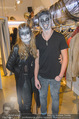 Late Night Shopping - Mondrean - Do 30.10.2014 - Andrea BOCAN mit Sohn Max25