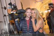 Late Night Shopping - Mondrean - Do 30.10.2014 - Yvonne RUEFF mit Freund29
