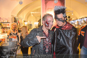 Late Night Shopping - Mondrean - Do 30.10.2014 - Uwe KR�GER, Josef WINKLER31