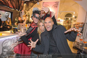 Late Night Shopping - Mondrean - Do 30.10.2014 - Josef WINKLER, Yvonne RUEFF, Cyrill RADLHER47