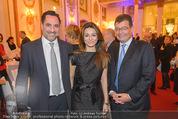 Stiftungsfest - Schloss Esterhazy - Fr 31.10.2014 - Michael und Amra BERGMAN-BUCHBINDER, Stefan OTTRUBAY132