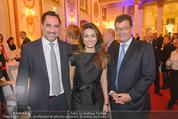 Stiftungsfest - Schloss Esterhazy - Fr 31.10.2014 - Michael und Amra BERGMAN-BUCHBINDER, Stefan OTTRUBAY133