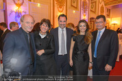 Stiftungsfest - Schloss Esterhazy - Fr 31.10.2014 - Michael und Amra BUCHBINDER, Stefan OTTRUBAY, Robert DORNHELM134
