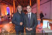 Post Prospekt Award - Semperdepot - Di 04.11.2014 - Michael GSCHEIDLINGER, Clemens STROBL1