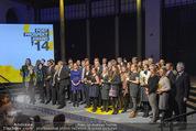 Post Prospekt Award - Semperdepot - Di 04.11.2014 - Gruppenfoto Sieger111
