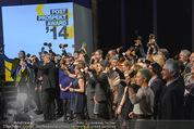 Post Prospekt Award - Semperdepot - Di 04.11.2014 - Gruppenfoto Sieger116