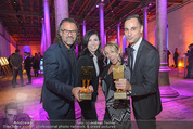 Post Prospekt Award - Semperdepot - Di 04.11.2014 - Clemens STROBL, Michael GSCHEIDLINGER, Marietta SCHORN,S.FISCHER122