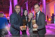 Post Prospekt Award - Semperdepot - Di 04.11.2014 - Clemens STROBL, Michael GSCHEIDLINGER, Marietta SCHORN,S.FISCHER123