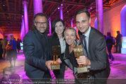Post Prospekt Award - Semperdepot - Di 04.11.2014 - Clemens STROBL, Michael GSCHEIDLINGER, Marietta SCHORN,S.FISCHER124