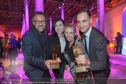 Post Prospekt Award - Semperdepot - Di 04.11.2014 - Clemens STROBL, Michael GSCHEIDLINGER, Marietta SCHORN,S.FISCHER125