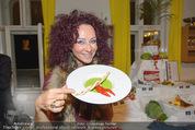 Songcontest Menü - Haus der Wiener Gastwirte - Mi 05.11.2014 -  Christina LUGNER2