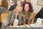 Songcontest Menü - Haus der Wiener Gastwirte - Mi 05.11.2014 - Martha HAIDINGER, Christina LUGNER20