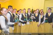 Songcontest Menü - Haus der Wiener Gastwirte - Mi 05.11.2014 -  21