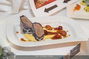 Songcontest Menü - Haus der Wiener Gastwirte - Mi 05.11.2014 -  Vorspeise3