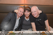 Ganslessen - Hanner - Do 06.11.2014 -  Claudia KRISTOVIC-BINDER mit Martin, Gary HOWARD2
