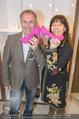 SoftStepHeels Präsentation - SoftStepHeels Store - Fr 07.11.2014 - Claudia KRISTOVIC-BINDER mit Martin11