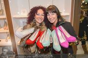SoftStepHeels Präsentation - SoftStepHeels Store - Fr 07.11.2014 - Claudia KRISTOVIC-BINDER, Christina LUGNER6