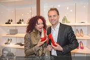 SoftStepHeels Präsentation - SoftStepHeels Store - Fr 07.11.2014 - Roman HAIDINGER, Christina LUGNER9