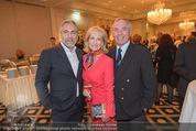 20 Jahre Dentalklinik Sievering - Hotel Bristol - Fr 07.11.2014 - Christian P�TTLER, Dagmar KOLLER, Karl SCHRANZ1
