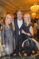 20 Jahre Dentalklinik Sievering - Hotel Bristol - Fr 07.11.2014 - Gertrud TAUCHHAMMER, Christian P�TTLER, Uschi FELLNER-P�TTLER10