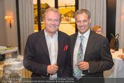 20 Jahre Dentalklinik Sievering - Hotel Bristol - Fr 07.11.2014 -  Konstanin KLIEN, Ernst WEINMANN101