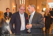 20 Jahre Dentalklinik Sievering - Hotel Bristol - Fr 07.11.2014 -  Konstanin KLIEN, Ernst WEINMANN103