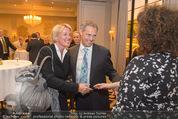 20 Jahre Dentalklinik Sievering - Hotel Bristol - Fr 07.11.2014 - Ernst WEINMANN, Berit STICKLER109