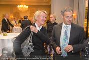 20 Jahre Dentalklinik Sievering - Hotel Bristol - Fr 07.11.2014 - Ernst WEINMANN, Berit STICKLER110