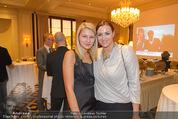 20 Jahre Dentalklinik Sievering - Hotel Bristol - Fr 07.11.2014 -  116