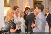 20 Jahre Dentalklinik Sievering - Hotel Bristol - Fr 07.11.2014 -  129