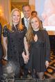 20 Jahre Dentalklinik Sievering - Hotel Bristol - Fr 07.11.2014 -  Familie Ernst und Jeanne WEINMANN mit Tochter Isabell14
