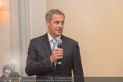 20 Jahre Dentalklinik Sievering - Hotel Bristol - Fr 07.11.2014 - Ernst WEINMANN15