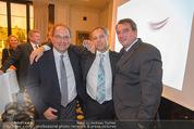 20 Jahre Dentalklinik Sievering - Hotel Bristol - Fr 07.11.2014 -  150