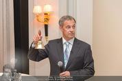 20 Jahre Dentalklinik Sievering - Hotel Bristol - Fr 07.11.2014 - Ernst WEINMANN16