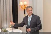 20 Jahre Dentalklinik Sievering - Hotel Bristol - Fr 07.11.2014 - Ernst WEINMANN17