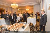 20 Jahre Dentalklinik Sievering - Hotel Bristol - Fr 07.11.2014 -  20