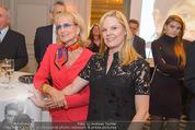 20 Jahre Dentalklinik Sievering - Hotel Bristol - Fr 07.11.2014 - Dagmar KOLLER, Jeanne WEINMANN22