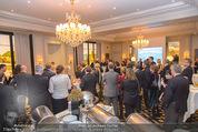 20 Jahre Dentalklinik Sievering - Hotel Bristol - Fr 07.11.2014 -  23