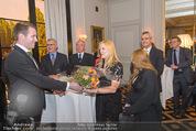 20 Jahre Dentalklinik Sievering - Hotel Bristol - Fr 07.11.2014 -  26