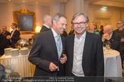 20 Jahre Dentalklinik Sievering - Hotel Bristol - Fr 07.11.2014 -  Ernst WEINMANN, Alexander WRABETZ36