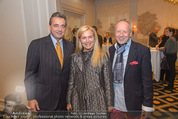 20 Jahre Dentalklinik Sievering - Hotel Bristol - Fr 07.11.2014 - Michael ZIMPFER, Gertrud TAUCHHAMMER37